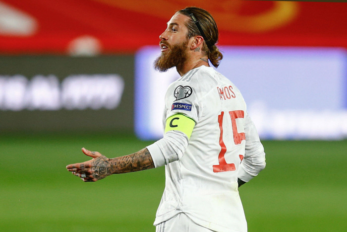 Sergio Ramos quitte le Real !