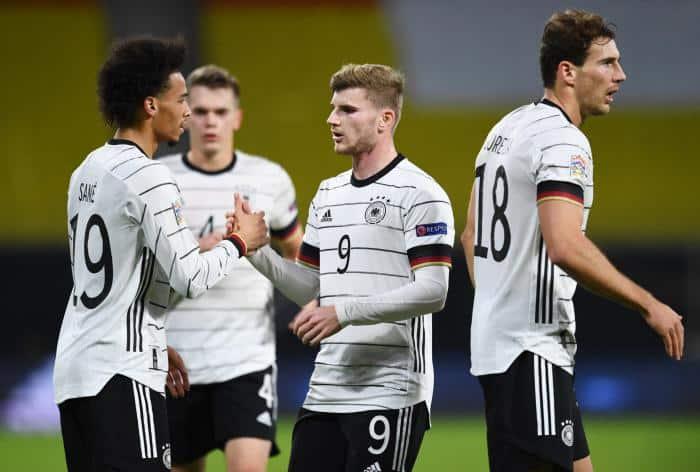 Goretzka forfait contre la France