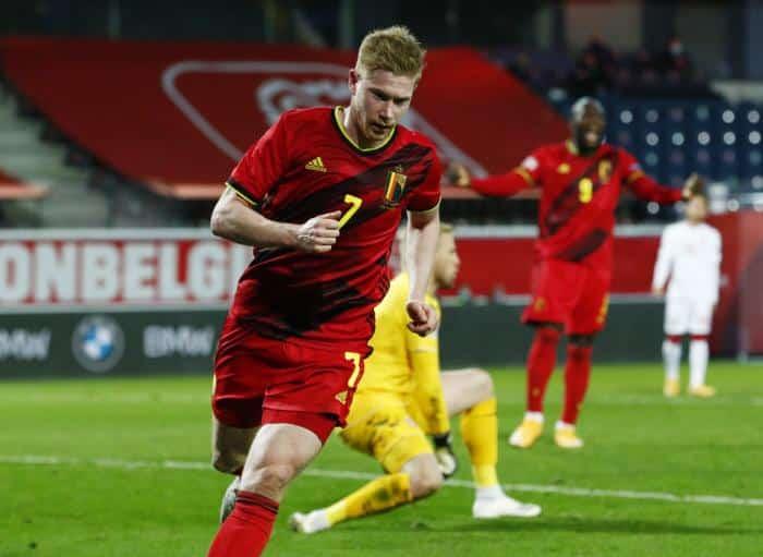 De Bruyne et Hazard incertains pour les quarts de finale