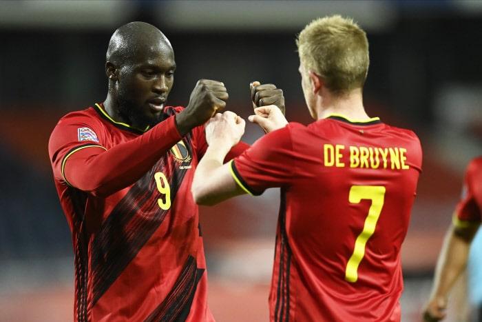 Football, Euro : 2 forfaits de poids côté Belge pour la 1ère journée