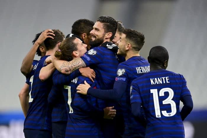 Football, Euro : Portugal-France, la défense des Bleus face au danger Cristiano Ronaldo
