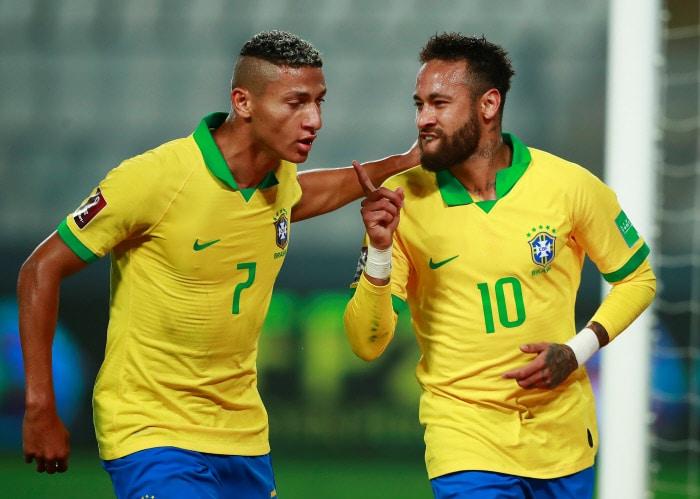 Football, Copa America : le Brésil privé de Gabriel Jesus