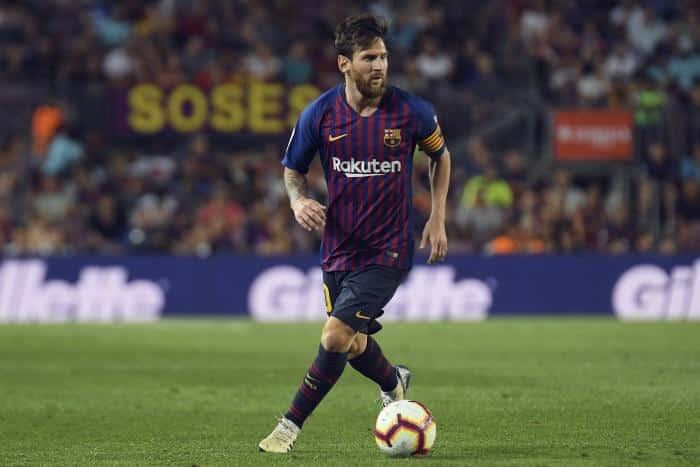 Ligue 1 : Piqué veut pouvoir voir Messi à la TV !