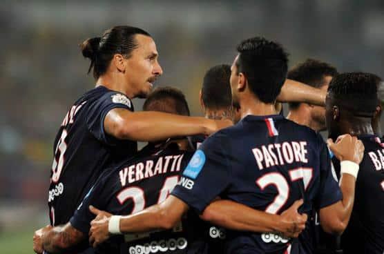 PSG : Ibrahimovic a approché Paris pour un éventuel retour