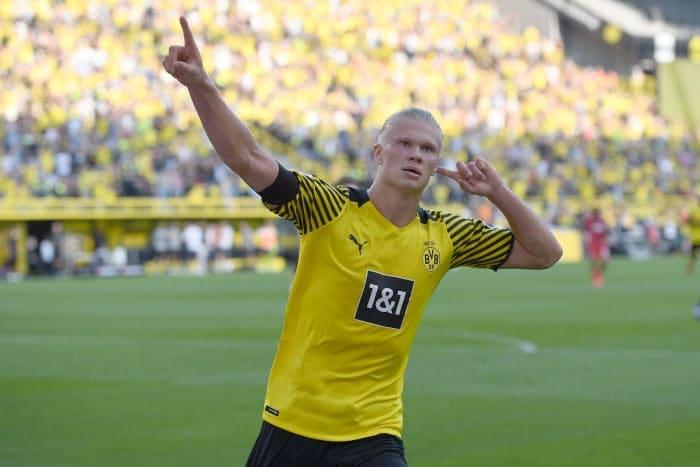 Dortmund : Haaland encore forfait contre Augsbourg