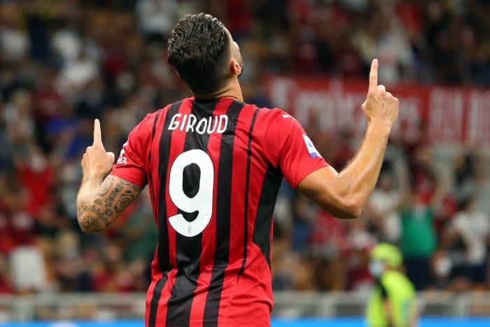 Milan AC : Olivier Giroud positif à la Covid
