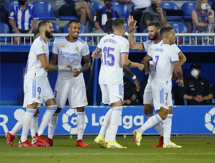 Real Madrid : Militão et Alaba à l'infirmerie